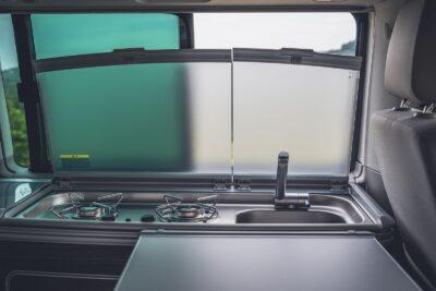 Volkswagen California Kuchnia